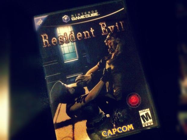 Resident Evil Remake 01