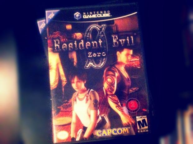 Resident Evil Zero 01