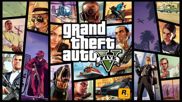 Grand Theft Auto V 01